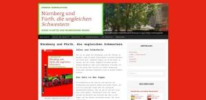 Nürnberg und Fürth, die ungleichen Schwestern - die Website zum Buch!