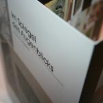 Das Texthaus in Nürnberg: Achtseitiger Flyer mit Fensterfalz