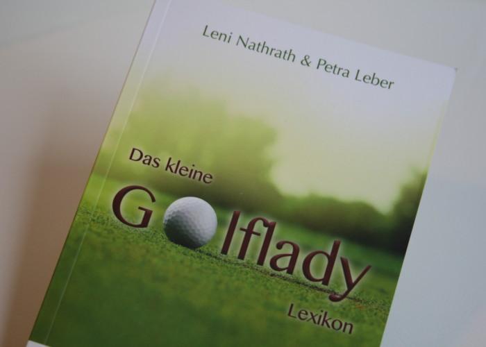 Buchautorinnen mit großer Golf-Leidenschaft: Visitenkarten