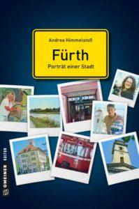 Lesung im Reformkiosk: Fürth – Porträt einer Stadt von Andrea Himmelstoß