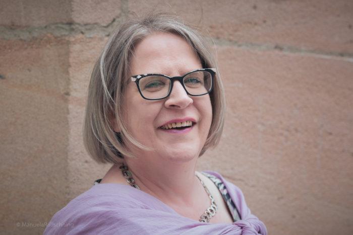 Andrea Himmelstoß, Inhaberin der Werbeagentur