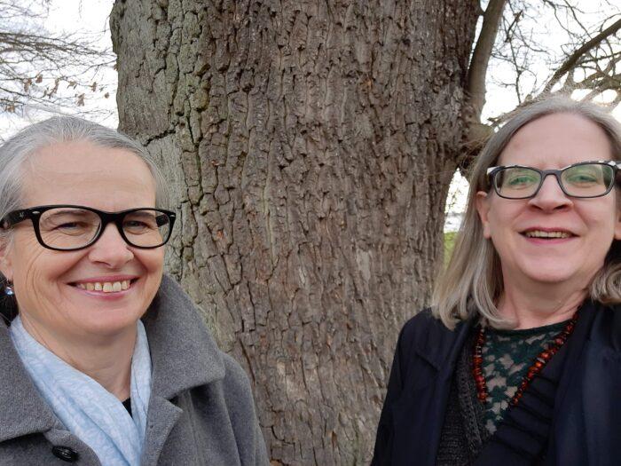 Christine und Andrea
