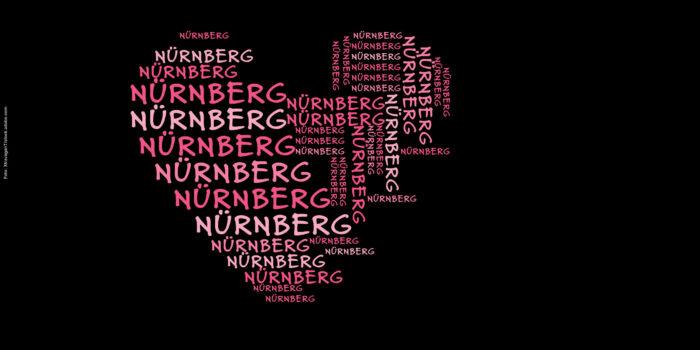 Texthaus trifft Nürnberg - Stadtspaziergänge mit besonderen Menschen an besonderen Orten